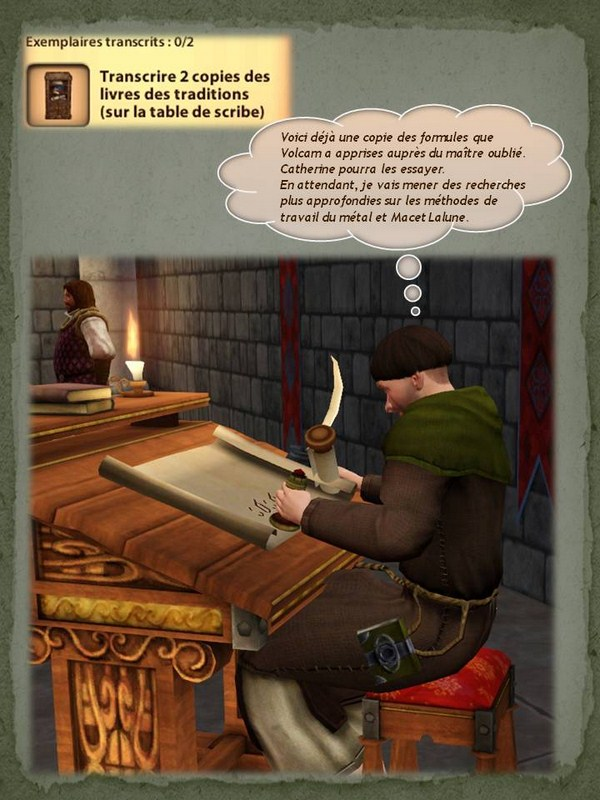 Sims Medieval - Quete tranchant (15)