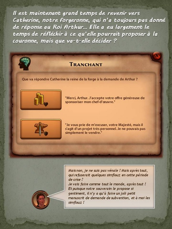 Sims Medieval - Quete tranchant (17)