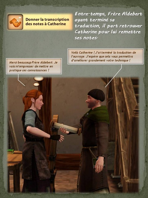 Sims Medieval - Quete tranchant (22)