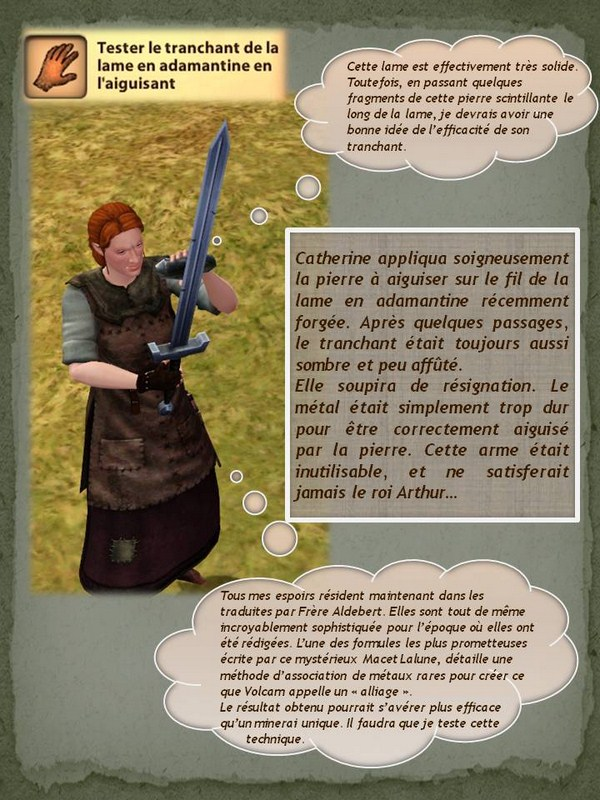 Sims Medieval - Quete tranchant (25)