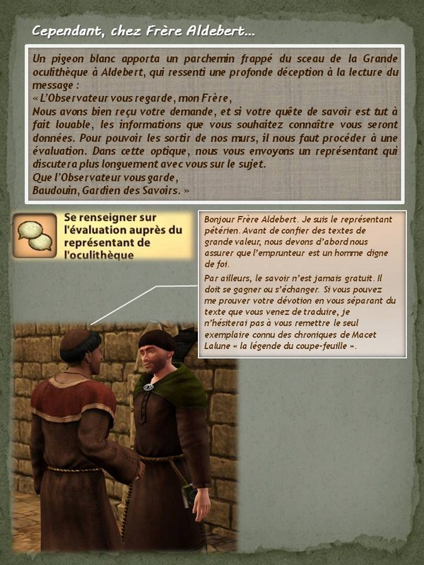 Sims Medieval - Quete tranchant (26)