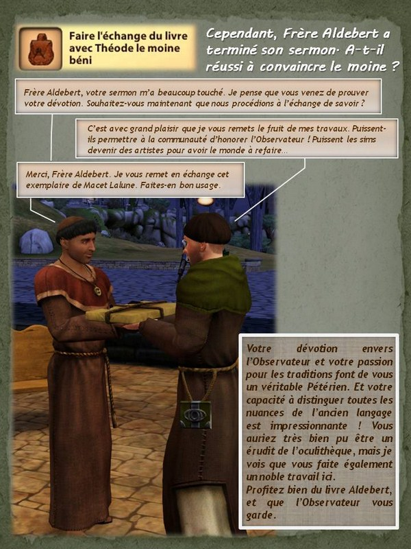 Sims Medieval - Quete tranchant (31)