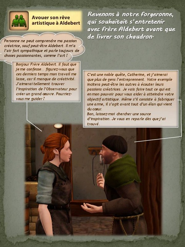 Sims Medieval - Quete tranchant (4)