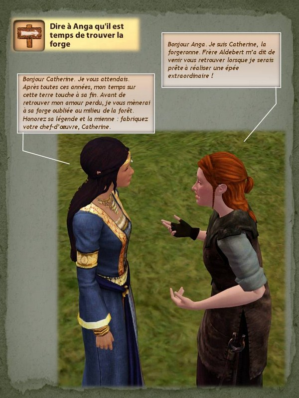 Sims Medieval - Quete tranchant (45)