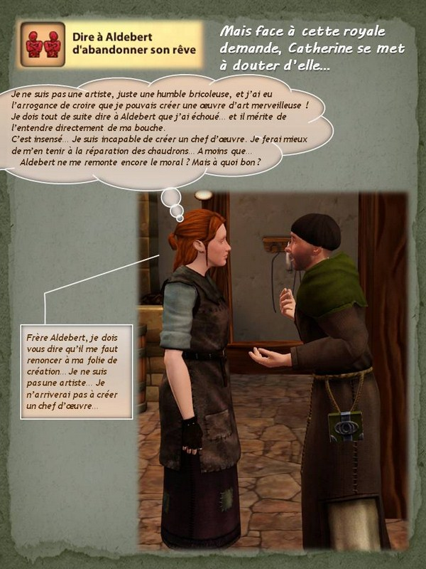 Sims Medieval - Quete tranchant (8)