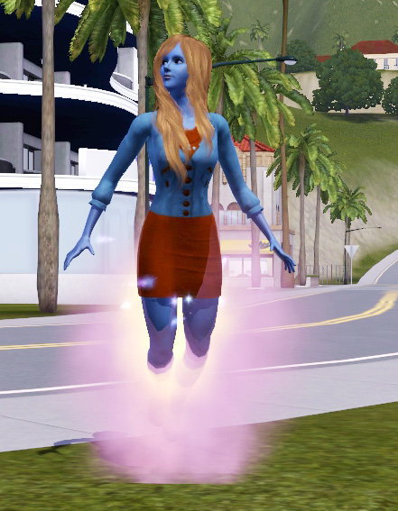 Sims3 Showtime-Deplacement_genie