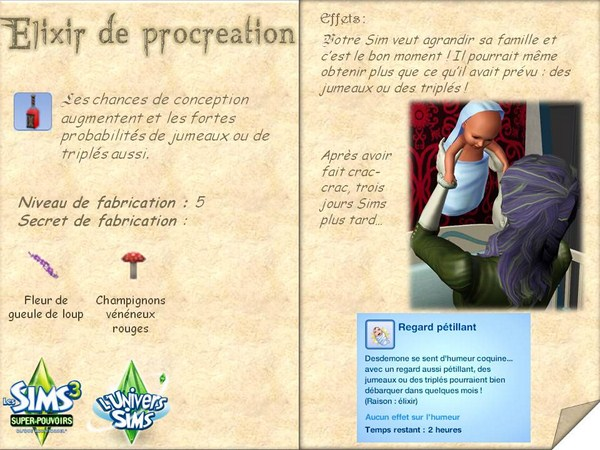 Sims-3-Super-Pouvoirs-competence-alchimie-18-Elixir-de-procreation